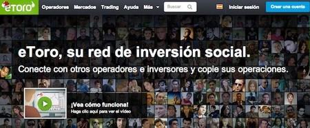 eToro, la inversión social aterriza en España con un futuro incierto por la legislación financiera