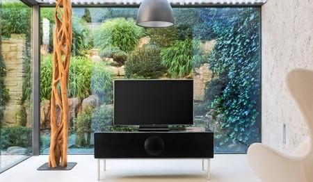 Sound System Model XXL, el nuevo mueble de sonido para televisores de Geneva