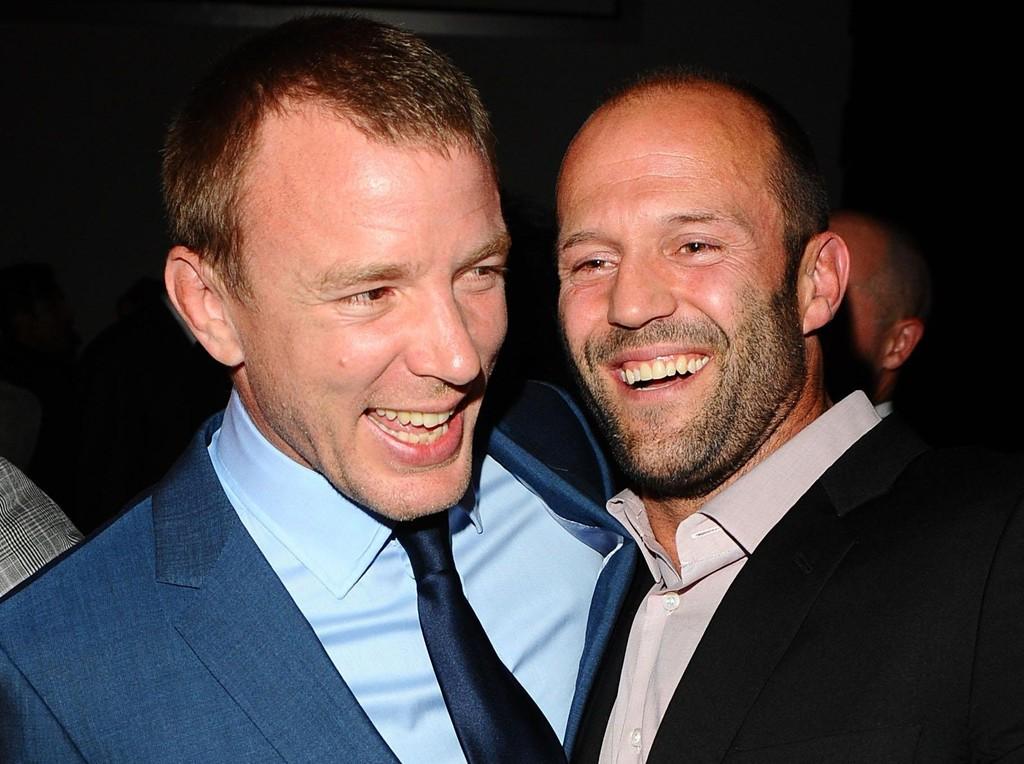 Jason Statham und Guy Ritchie wieder gemeinsam in dem remake des thriller-französisch