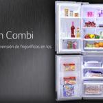 LG presenta en España sus nuevos frigoríficos de gran capacidad en la gama American Combi