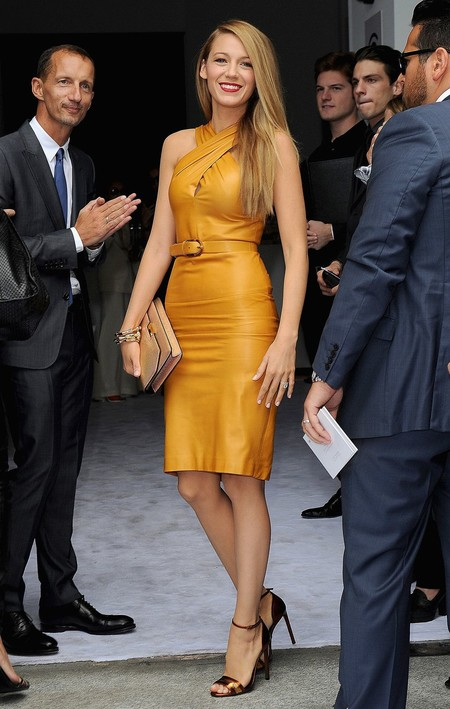 Vestido De Cuero 6