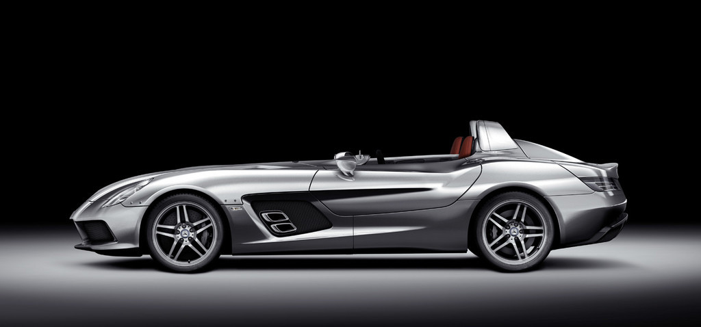 Foto de Mercedes-Benz SLR Stirling Moss (7/44)