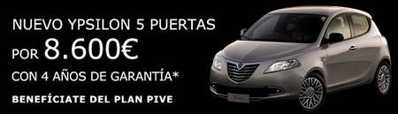 Oferta Lancia Ypsilon
