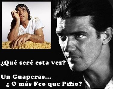 Antonio Banderas en Ugly Betty