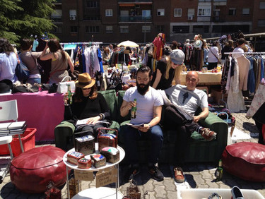El Mercado de Motores de Madrid, una nueva cita para la moda vintage