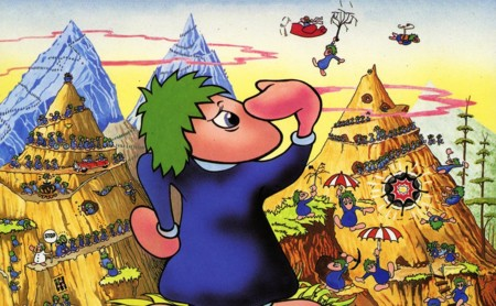 De Lemmings hasta Grand Theft Auto: así era DMA Design antes de convertirse en Rockstar North