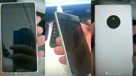 Aparecen imágenes de un desconocido móvil de Nokia, ¿un Lumia 830 o un prototipo pasado?