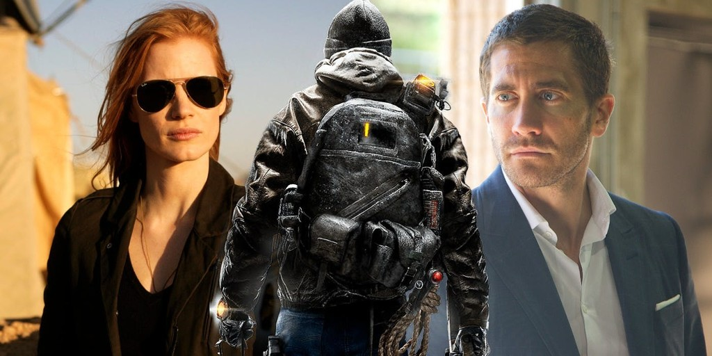 The video game 'The Division' will also be a movie for Netflix with Jake Gyllenhaal and Jessica Chastain