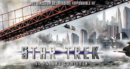Estrenos de cine | 8 de mayo | Vuelve la Enterprise