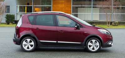 Renault Scénic XMOD: Ginebra nos trae el nuevo monovolumen 'crossoverizado'