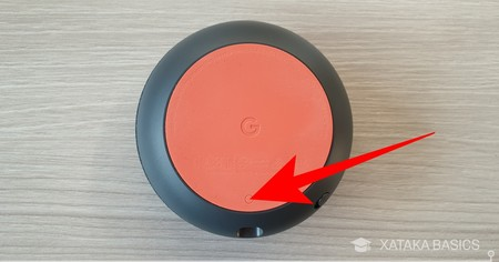 Resetear Google Home Mini
