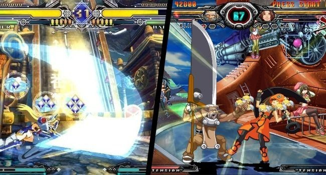 BlazBlue x Guilty Gear