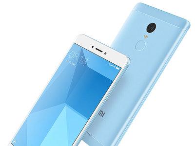 Xiaomi Redmi Note 4X Light Blue, con 4GB de RAM y 64GB de capacidad, por 145 euros con este cupón