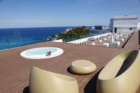 HotelrocCarolina Terraza Mallorca