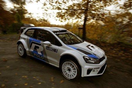 Carlos Sainz continúa con los test del Volkswagen Polo R WRC