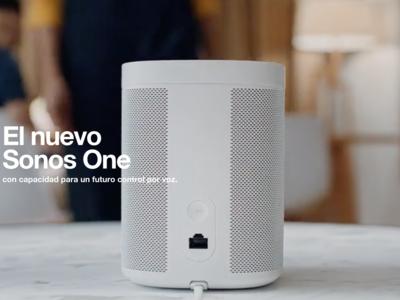 AirPlay 2 y el control con Siri llegarán a los altavoces Sonos en 2018