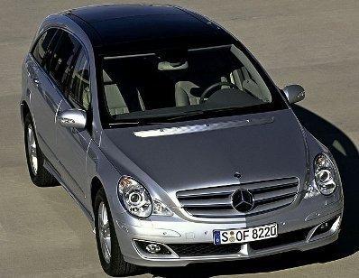 Mercedes Clase R