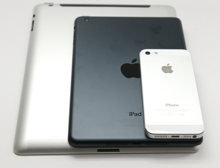 Los nuevos iPad y el iPhone 5S podrían llegar en abril y agosto según informe