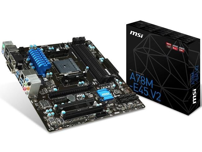 Foto de AMD Godavari motherboards (1/3)