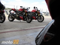 Ducati Streetfighter, moto del año 2009 en Italia