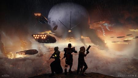 El contenido base de Destiny 2 pasará a ser free-to-play. En septiembre llegará la función cross-save y la expansión Shadowkeep