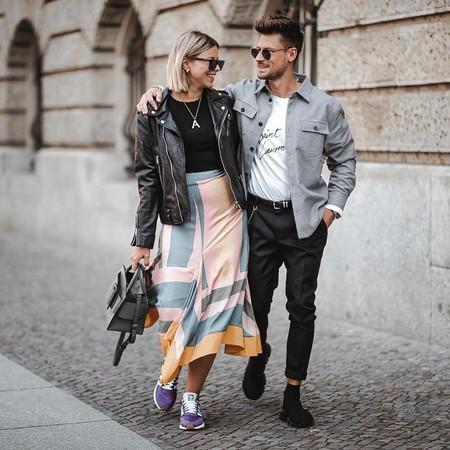 El Mejor Street Style De La Semana Fashion Week Berlin Trendencias Hombre 07