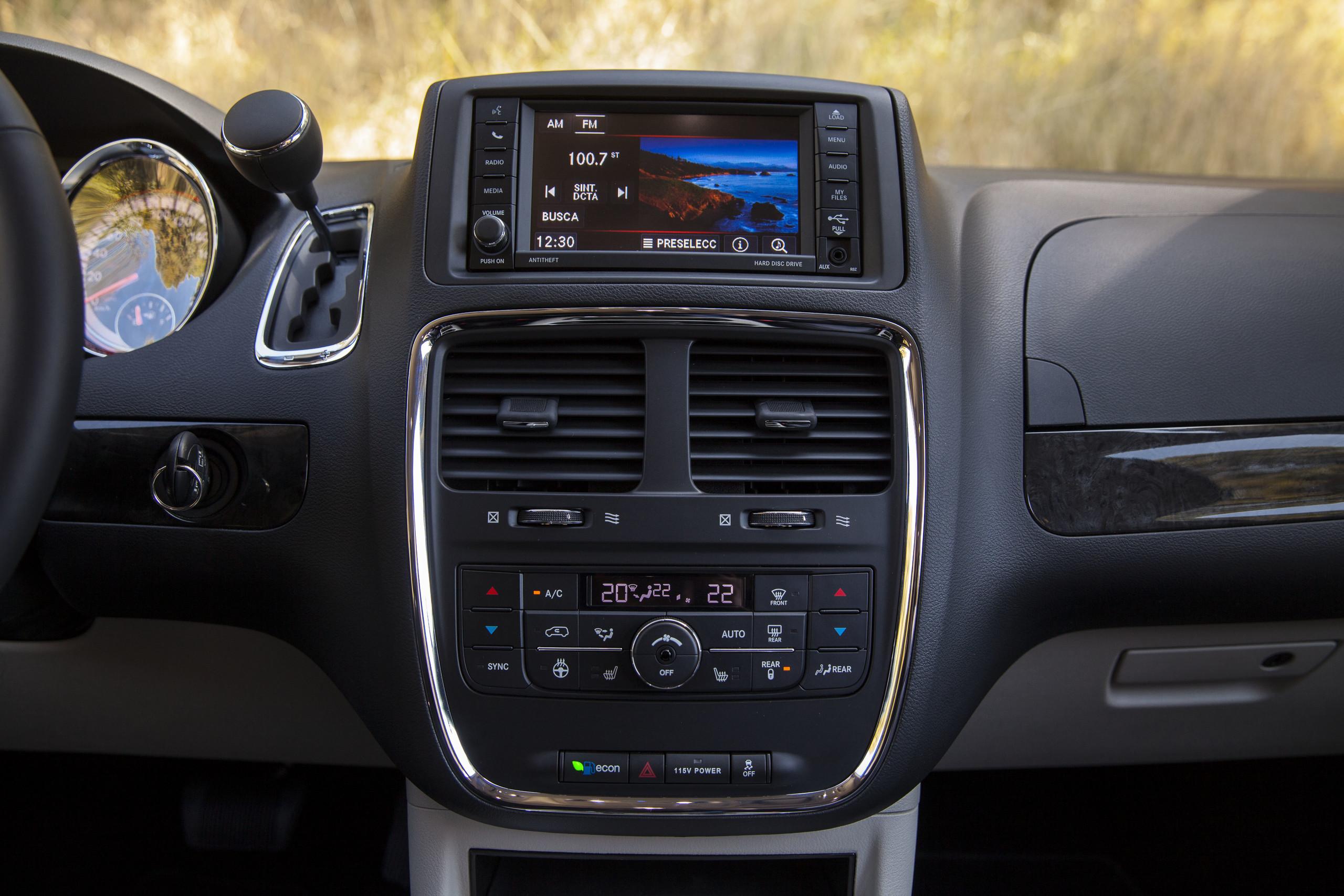 Dodge Grand Caravan 2019 >> Foto de Dodge Grand Caravan 2017 (7/9)