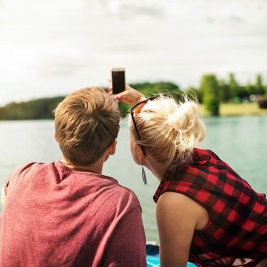 Es posible compartir la localización exacta en todo momento con tu pareja, y sin embargo no es lo más recomendable