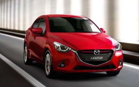 Mazda 2 Sedan 2019