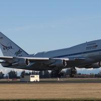 El nuevo avión telescopio de la NASA