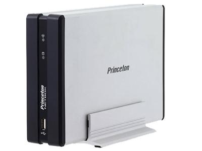 Princeton NAS, con disco de 500 GB