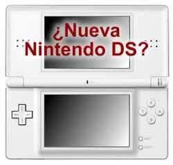 Una nueva Nintendo DS podría estar en camino