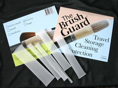 Brush Guard, para guardar tus brochas en perfecto estado