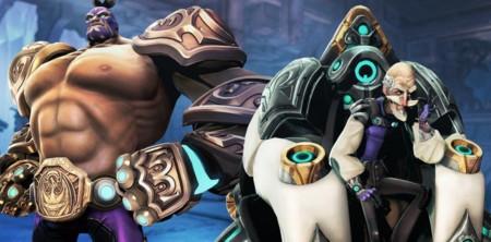 Kleese y El Dragón son los últimos personajes en incorporarse a las filas de Battleborn