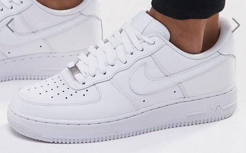 Dónde comprar más baratas y al mejor precio unas Nike Air Force
