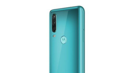 Motorola One Action Oficial Action Cam