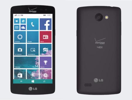 LG vuelve con Windows Phone en Estados Unidos: LG Lancet
