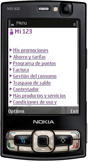 Nuevo servicio de atención al cliente de Vodafone: Mi123