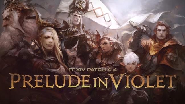 Prelude in Violet, la actualización 4.4 de Final Fantasy XIV, muestra todas sus novedades en un impresionante tráiler