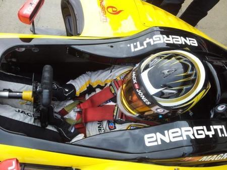 Kevin Magnussen FR3.5 Red Bull Ring 2013