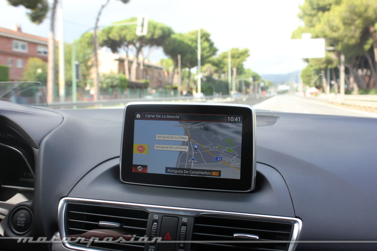 Foto de Mazda3 2013, presentación y prueba (46/61)