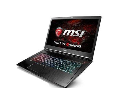 Portátil gaming MSI Stealth Pro, con Core i7 y 16GB de RAM, con 400 euros de descuento