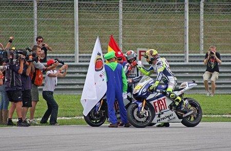 Calendario de entrenamientos del Mundial 2011 de MotoGP