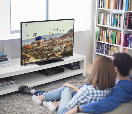 Televisor Jx600 Panasonic 3