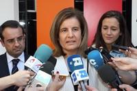 Fátima Báñez pondrá en marcha el servicio de denuncias anónimas en el ámbito laboral
