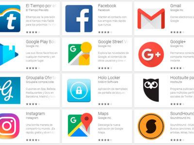 ¿Sabes cuántas aplicaciones tienes en tu Android? Aquí está la guía para fardar de estadísticas...