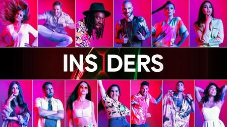Estos son los 13 concursantes súper modernos y de nombres impronunciables de 'Insiders', el primer reality de Netflix España