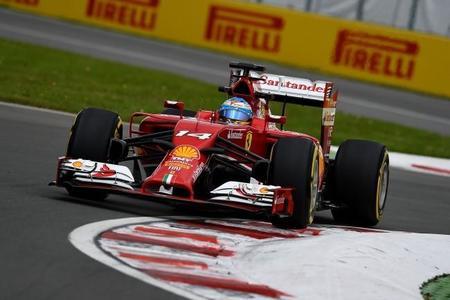 Ferrari ya piensa en la temporada 2015