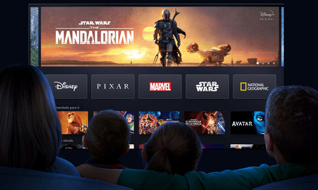 Disney+ ha llegado: las mejores series, películas y documentales para ver con tus hijos