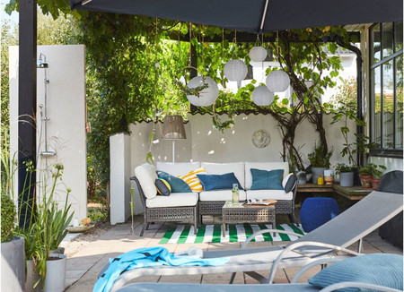 Los mejores muebles del catálogo de Ikea de exteriores esta temporada
